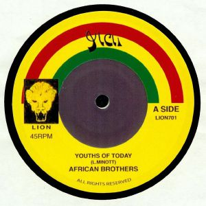 AFRICAN BROTHERS - Youths Of Today