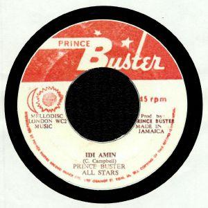 PRINCE BUSTER ALL STARS - Idi Amin
