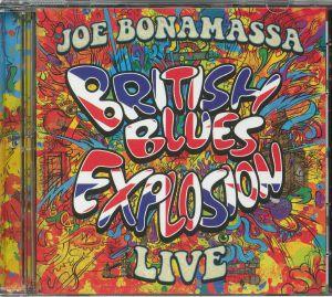 BONAMASSA, Joe - British Blues Explosion Live