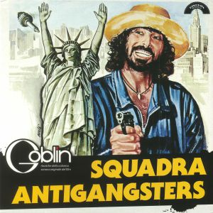 GOBLIN - Squadra Antigangster (Soundtrack) (Record Store Day 2018)