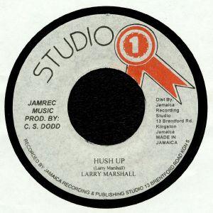 MARSHALL, Larry/SOUND DIMENSION aka SOUNDEMENSION - Hush Up