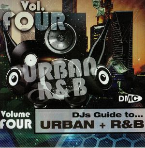 VARIOUS - DJ's Guide To Urban & R&B Volume 4 (Strictly DJ Only)