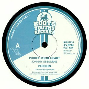 OSBOURNE, Johnny/LACKLEY CASTELL - Purify Your Heart