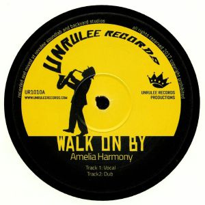 HARMONY, Amelia/I JAH SOLOMON - Walk On By