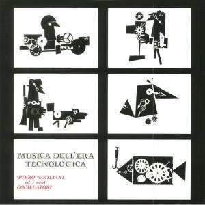 UMILIANI, Piero - Musica Dell'Era Tecnologica (Record Store Day 2018)