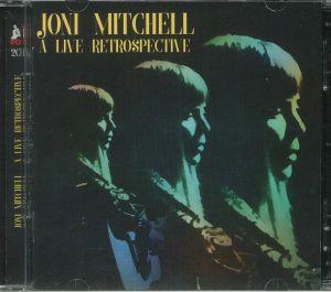 MITCHELL, Joni - A Live Retrospective