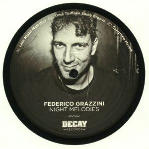 GRAZZINI, Federico - Night Melodies