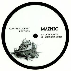MAZNIC - Tool EP