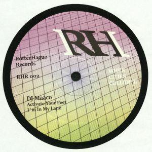 DJ MAACO/DJ OVERDOSE - When Cities Collide II