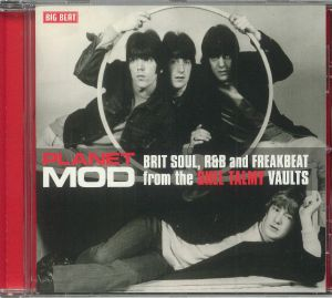 VARIOUS - Planet Mod: Brit Soul R&B & Freakbeat From The Shel Talmy Vaults