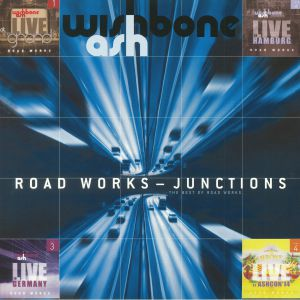 WISHBONE ASH - Road Works: Junctions The Best Of Road Works (Record Store Day 2018)