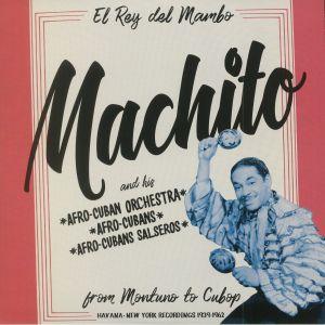 MACHITO - Machito From Montuno To Cubop: Havana-New York Recordings 1939-1962 (Record Store Day 2018)