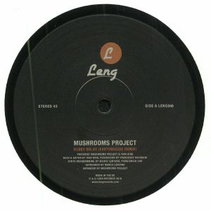 MUSHROOMS PROJECT/EARTHBOOGIE - Dubby Bolas (Record Store Day 2018)