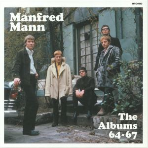 MANFRED MANN - The Albums 64-'67 (mono) (Record Store Day 2018)