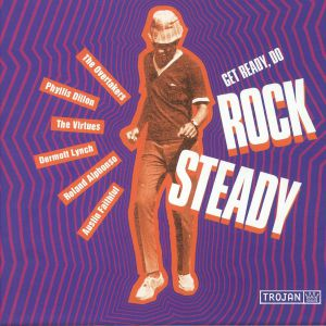 VARIOUS - Get Ready Do Rock Steady (Record Store Day 2018)