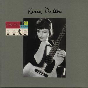 DALTON, Karen - The Karen Dalton Archives Box
