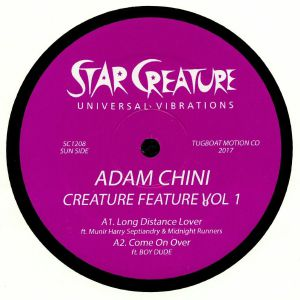 CHINI, Adam - Creature Feature Volume 1