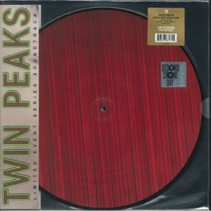 VARIOUS - Twin Peaks: Music From The Limited Event Series Score (Soundtrack) (Record Store Day 2018)