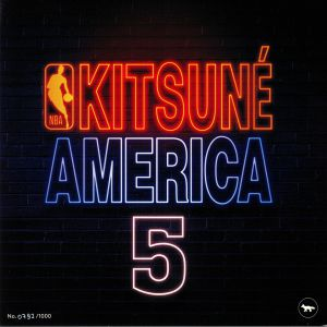 VARIOUS - Kitsune America 5: The NBA Edition