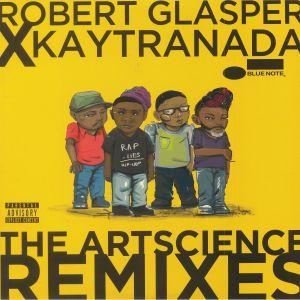 GLASPER, Robert/KAYTRANADA - The ArtScience remixes (Record Store Day 2018)