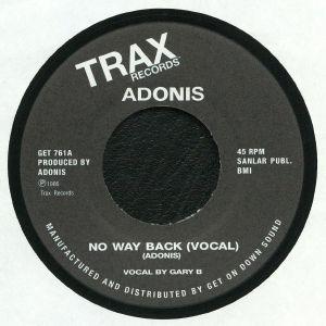 ADONIS - No Way Back