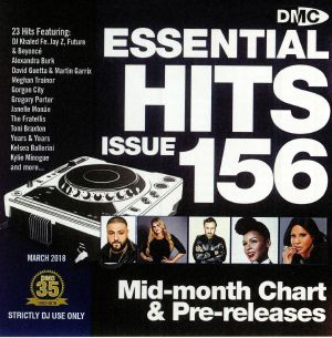 VARIOUS - DMC Essential Hits 156 (Strictly DJ only)