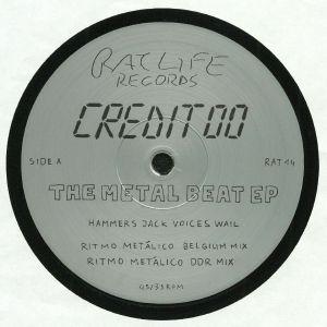 CREDIT 00 - The Metal Beat EP