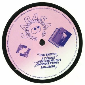 CABASA - Uncle Sigmund's EP