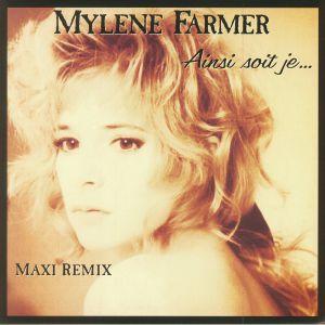 FARMER, Mylene - Ainsi Soit Je