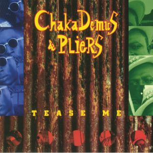 CHAKA DEMUS & PLIERS - Tease Me: 25th Anniversary Edition (Record Store Day 2018)