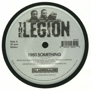 LEGION, The - 1980 Something