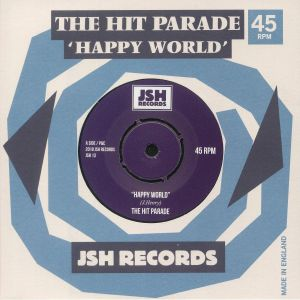 HIT PARADE, The - Happy World (Record Store Day 2018)
