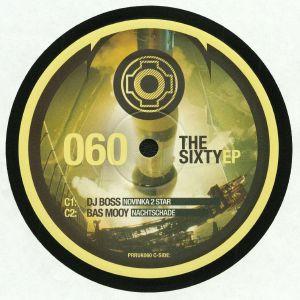 J BOSS/BAS MOOY/GUNJACK/CHRISTIAN WUNSCH - The Sixty EP