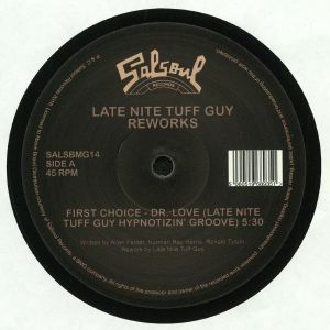 FIRST CHOICE/DOUBLE EXPOSURE/LATE NITE TUFF GUY - Dr Love (Late Nite Tuff Guy Reworks) (Record Store Day 2018)