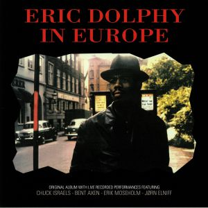 DOLPHY, Eric - In Europe (reissue)