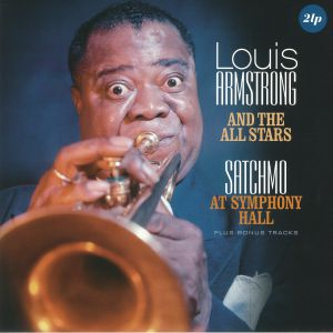 ARMSTRONG, Louis/THE ALL STARS - Satchmo At Symphony Hall (reissue)
