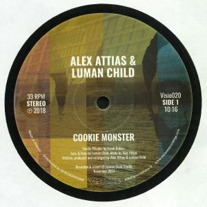 ATTIAS, Alex/LUMAN CHILD - Cookie Monster