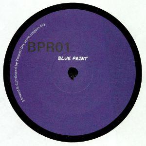 BLUE PRINT - BPR 01
