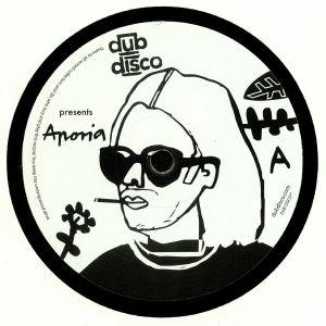 APORIA - Dub Disco Presents Aporia & Remixes