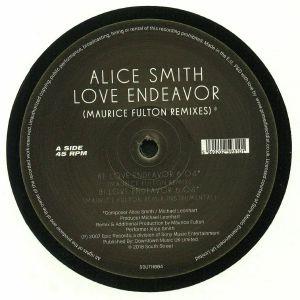 SMITH, Alice - Love Endeavor: Maurice Fulton Remixes