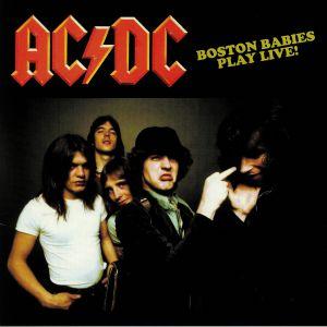 AC/DC - Boston Babies Play Live! Live At The Paradise Theatre Boston 1978 FM Broadcast