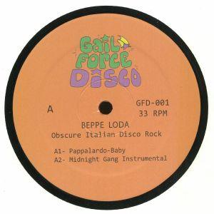 BEPPE LODA/PAPPALARDO/MIDNIGHT GANG/SURDY/SLANG - Obscure Italian Disco Rock