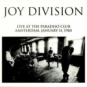 JOY DIVISION - Live At The Paradiso Club Amsterdam January 11 1980
