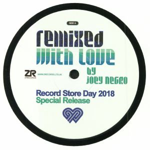 NEGRO, Joey/LONNIE LISTON SMITH/GWEN McCRAE/WARDELL PIPER - Remixed With Love By Joey Negro: Special Edition (Record Store Day 2018)