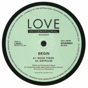 BEGIN - Love International Recordings 001