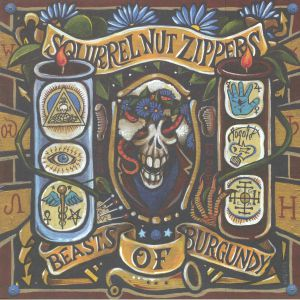 SQUIRREL NUT ZIPPERS - Beasts Of Burgundy