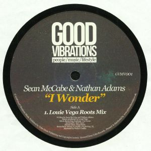 McCABE, Sean/NATHAN ADAMS - I Wonder