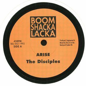 DISCIPLES, The - Arise