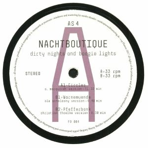 NACHTBOUTIQUE - Dirty Night's & Boogie Light's: Album Sampler 4