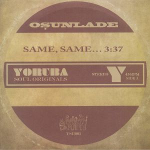 OSUNLADE - Same Same (Record Store Day 2018)